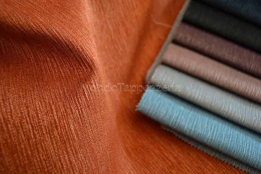 Tessuto antimacchia idrorepellente per tappezzeria di divani